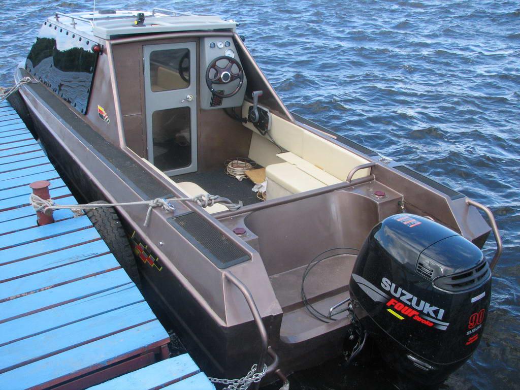 фото катера и лодки российского производства фото